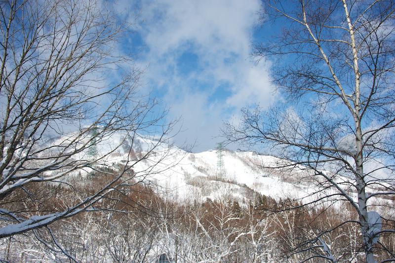 スノーボード旅行 雪山編
